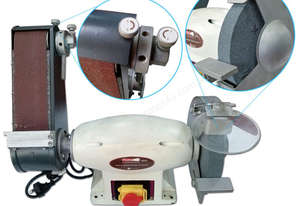 50524 - BELT & WHEEL SANDER INDUSTRIAL - 200MM