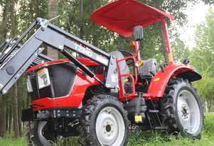 WHM 48HP 4WD Tractor with Front End Loader