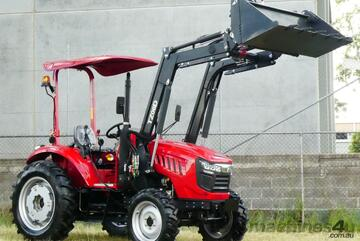 WHM 544/M 4WD ROPS Tractor with Front End Loader