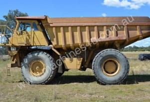 Caterpillar 773B Dump truck Good working condition