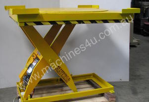 Heavy Duty 1 Ton Scissor Lift Table
