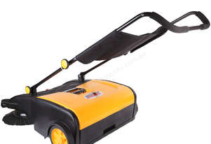 JMV INDUSTRIAL FLOOR SWEEPER HEAVY DUTY 50L CAP