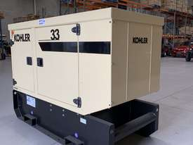 KOHLER 33kVA John Deere Diesel KD33V Generator Enclosed-230L Extended Tank |Made in France| - picture1' - Click to enlarge