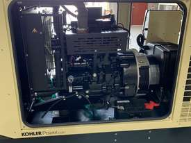 KOHLER 33kVA John Deere Diesel KD33V Generator Enclosed-230L Extended Tank |Made in France| - picture10' - Click to enlarge