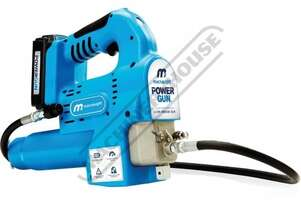 """PG450 powergunâ""""¢ Lithium-ion Battery Operated - Grease Gun Suits 450G Cartridge"""