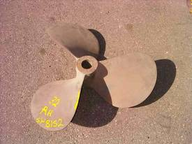 PROPELLER BRONZE 32INCH 3 BLADE R/HAND - picture0' - Click to enlarge
