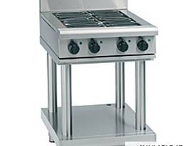 600mm Electric Cooktop - Leg Stand model