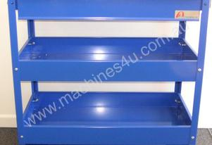 PARTS TROLLEY 3 TIER