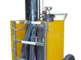 Welding Trolley for Oxy Acetylene Bottles