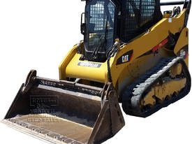 CAT 259B Tracked Skid Steer, only 950hrs, EMUS nq