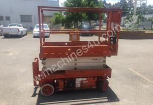 Snorkel S1930 19 ft Electric Scissor lift