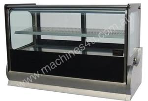 DGV0530 900mm Countertop square showcase