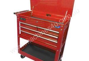 Farmtec TOOL CART 4 DRAWER RED