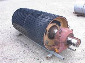 Head drum / drive pulley - picture0' - Click to enlarge