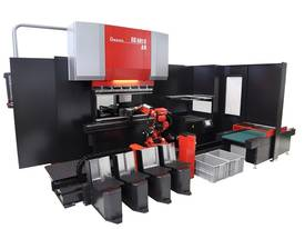 EG AR Automated Press Brake - Available for viewing in our Sydney Technical Centre - picture3' - Click to enlarge
