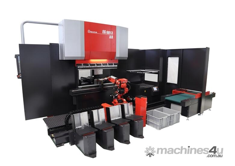 EG AR Automated Press Brake - Available for viewing in our Sydney Technical Centre