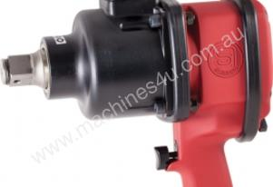 "SHINANO SI1860 1"" H-DUTY PISTOL GRIP IMPACT WRENCH"