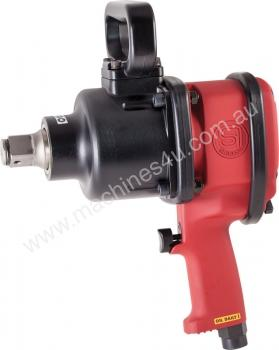 SHINANO SI1860 1� H-DUTY PISTOL GRIP IMPACT WRENCH