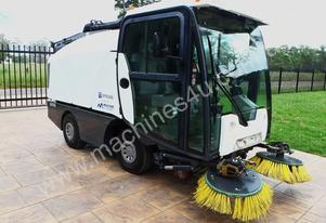 Macdonald Johnston CN200 Road/Street/Floor/Sweeper