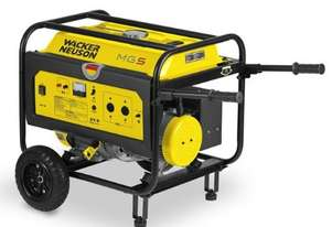 WACKER NEUSON MG5 Generator Power Unit