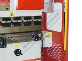 PB-135B Hydraulic CNC Pressbrake 135T x 3200mm CNC Fasfold 202 Control 2-Axis with Hardened Ballscre - picture16' - Click to enlarge