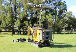 Mini Excavator 730mm wide Kohler Engine