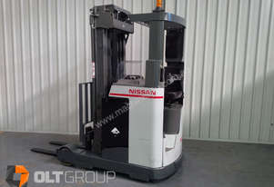 Nissan Reach Truck - 3 stage mast. Suit Warehouse