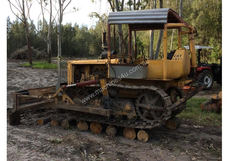 Used 1956 Caterpillar D2 Crawler Dozer in , - Listed on