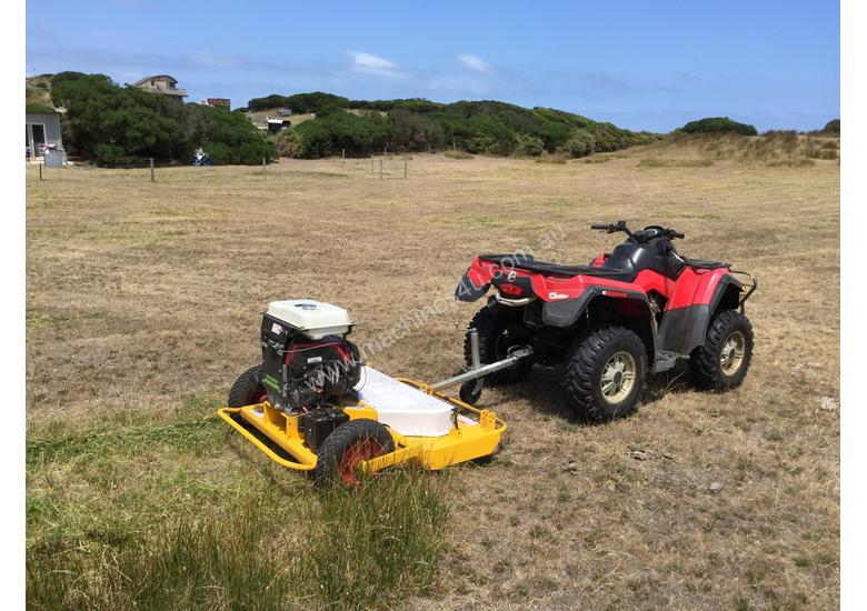 Atv Side By Side >> Tow Behind Slasher Mower For Atv Side By Side Or Quad Bike