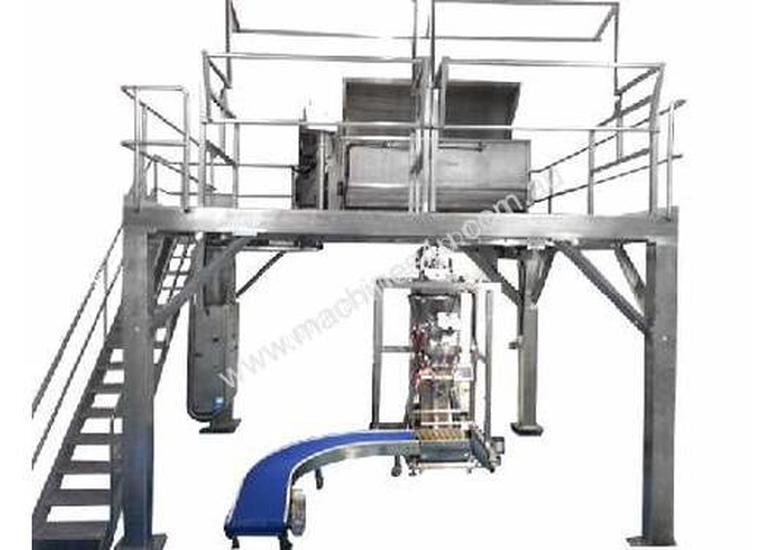 2,000Ltr Blending and Packaging System