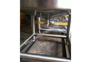 High Shear Batch Mixer with 500L Tank
