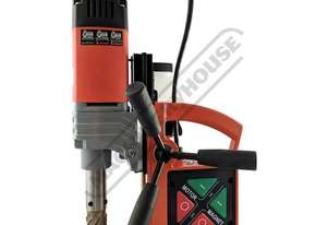 EM-40 Portable Magnetic Drill Ø40mm Drill Capacity Manual Feed