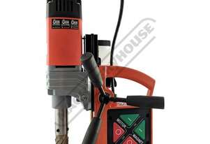 EM-40 Portable Magnetic Drill  Ø40mm Drill Capacity - Manual Feed