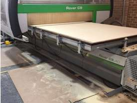 Biesse Rover C9 CNC 3600 x 1800 nester - picture0' - Click to enlarge