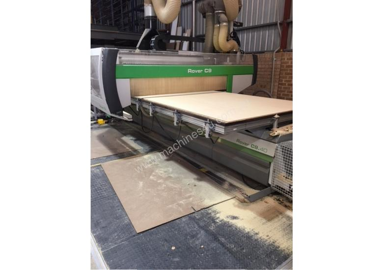 Joinery Equipment - Biesse Rover C9 CNC