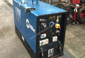 Used or Second (2nd) Hand Miller Diesel Driven Welders for sale