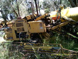 task force 1000 ,60hp , track mounted trencher , belt conveyor - picture3' - Click to enlarge
