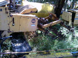 task force 1000 ,60hp , track mounted trencher , belt conveyor - picture4' - Click to enlarge