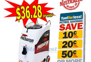 Portable Carpet Cleaning Machine Polivac Predator MKII wHeater Carpet Extractor