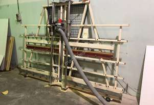 Safety Speed Vertical Panel Saw