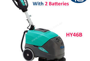 TCS Commercial Battery Powered Auto floor Scrubber Machine & Squeegee Drier