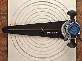 Rockler Trim Router Circle Jig - picture1' - Click to enlarge