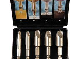 5 Piece Screw Extractor Set - picture1' - Click to enlarge