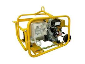 Crommelins 3.2kVA Generator Worksite Approved - picture2' - Click to enlarge
