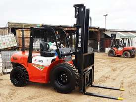 Heli 3000kg 2WD diesel rough terrain forklift  *FREE DELIVERY AUSTRALIA WIDE* - picture1' - Click to enlarge
