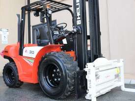 Heli 3000kg 2WD diesel rough terrain forklift  *FREE DELIVERY AUSTRALIA WIDE* - picture3' - Click to enlarge