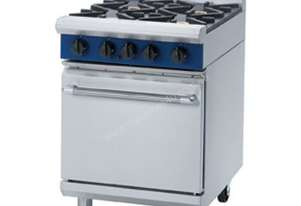 Blue Seal Evolution Series G504D - 600mm Gas Range Static Oven