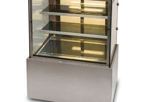 Anvil DSV0730/40/50/60 Refrigerated Cake Display Square Glass