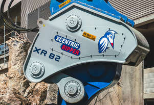 XR82 Xcentric Mining Series Rippers (Suitable for 70T+ Carriers) Exclusive to Boss Attachments