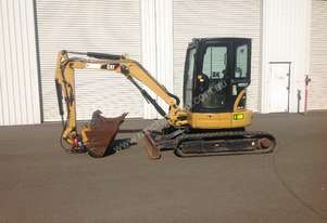 Caterpillar 303.5D CR Excavator